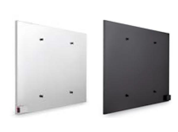 supporto metallico pannello radiante ad infrarossi